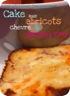 Cake aux abricots chèvre jambon et noisettes