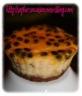 Cheesecake de patidou à la vanille et aux fruits de la passion