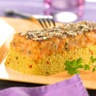 Couscous parfumé aux épices douces et carottes façon parmentier à l'indienne