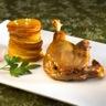 Cuisses de canard confites pommes de terre salardaises