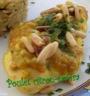 Escalopes de poulet au citron et à la moutarde