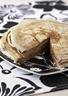 Gâteau de crêpes à la mousse au chocolat facile