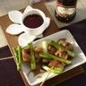 Kushi: Brochettes de poulet grillé à la sauce Yakitori
