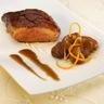 Magret de canard au caramel d'épices