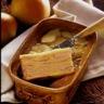 Marbre de pommes du Limousin et de foie gras