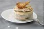 Mille-feuille de foie gras et artichauts