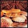 Noix et tripes de saint-jacques en coquille lutées au sarrasin