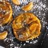Pancake de clémentines