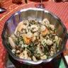 Poêlée aux crevettes et aux noix de Saint Jacques