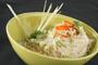 Poulet mariné au citron vert et riz sauté