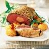 Rôti de biche farci au foie gras