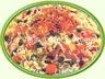 Salade aux pommes et au riz