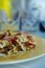 Salade de pâtes aux notes caramélisées