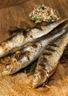 Sardines grillées et beurre composé aux saveurs ensoleillées