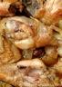 Tagine de poulet au citron confit olives et fenouil