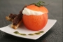 Tomate mozzarella revisitée façon L'atelier des Chefs