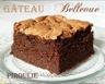 Bellevue : gâteau au chocolat mousseux de Christophe Felder