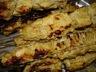 Brochettes de poulet au curry et ras el hanout