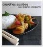 Crevettes sautées aux légumes croquants (top chef - épreuve 3)