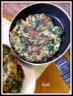 Galettes de quinoa & boulgour aux epinards