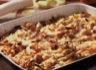 Gratinée de pommes de terre aux poireaux