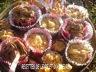 Muffins a la creme au caramel au beurre sale ou cappucino