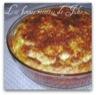 Tarte aux poireaux & aux lardons, sans pâte