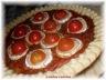 Tarte aux tomates cerises et au chèvre