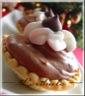 Tartelettes magiques à la mousse au chocolat