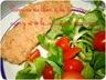 Terrine de thon à la tomate, au curry et à la coriandre express