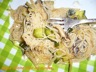 Vermicelles de riz saurés aux légumes