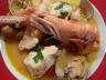 Fisch - ragoût de poisson