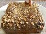 Gâteau moelleux chocolat-noisettes