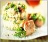 Grillade de Porc aux Herbes Fraîches et Risotto Vert