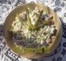Pâtes à la ricotta, jambon et asperges vertes