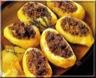 Pommes de Terre Farcies à la Viande