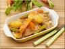 Ragoût de Dinde Crémé et ses Petits Légumes