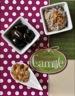 Rillettes de sardines aux olives de lucques, cuillère crème d'artichaut et croustilles d'oignons