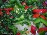 Tajine de poisson aux pommes de terre et poivrons