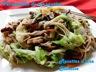 Vermicelles de riz sautées à la taiwanaise