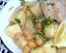 Batata baida ou ragoût de pommes de terre