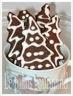 Biscuits de Noël, sablé au chocolat