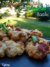 Cookies bacon et tomates séchées