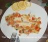 Filets de sole aux petits légumes en papillote