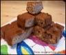 Gâteau aux marrons glacés et à la crème de marrons