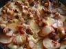 Omelette pommes de terre champignons et plus si affinite