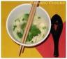 Soupe thaïe de poulet et chou fleur