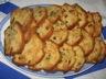 Cake au pain épices, poire et pistaches