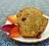 Cake moelleux aux pommes / noisettes / café