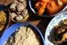 Couscous de légumes d'hiver à l'agneau et boulettes